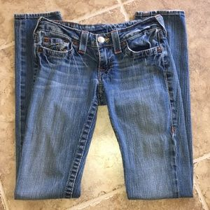 True Religion Stella Super Skinny